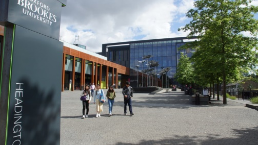Oxford Brookes University Masters Scholarships